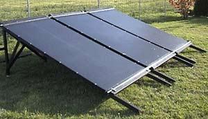 Spa bois haut de gamme et fabriqu en france o 39 biozz - Panneaux solaire pour piscine ...