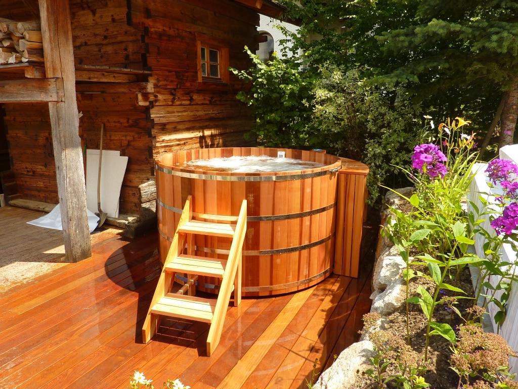 spa bois haut de gamme et fabriqu en france o 39 biozz. Black Bedroom Furniture Sets. Home Design Ideas