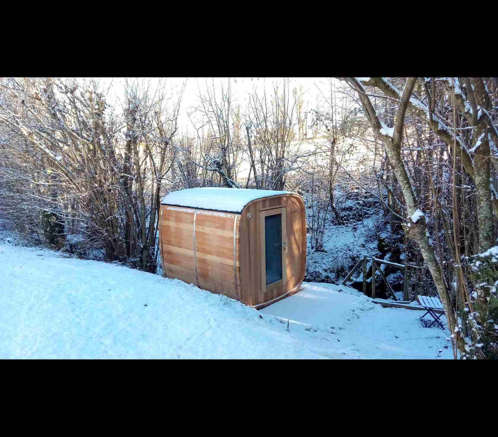Sauna Roc 2